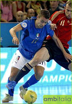 Liga italiana de f tbol sala for Federacion de futbol sala