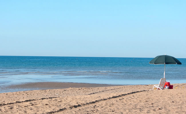 Playas de italia sobre el adri tico Los mejores hoteles sobre el mar