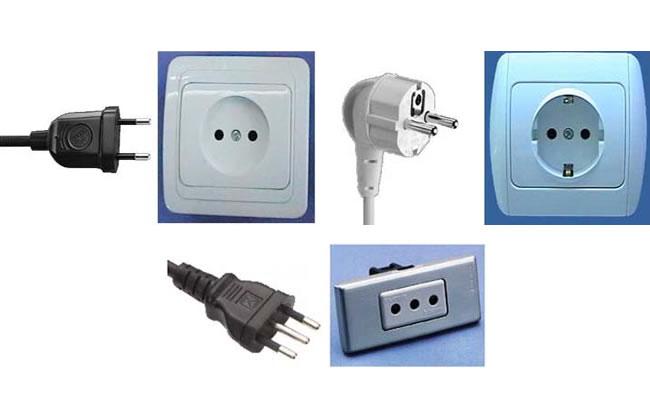 Enchufes en italia electricidad y voltaje - Enchufes de luz ...